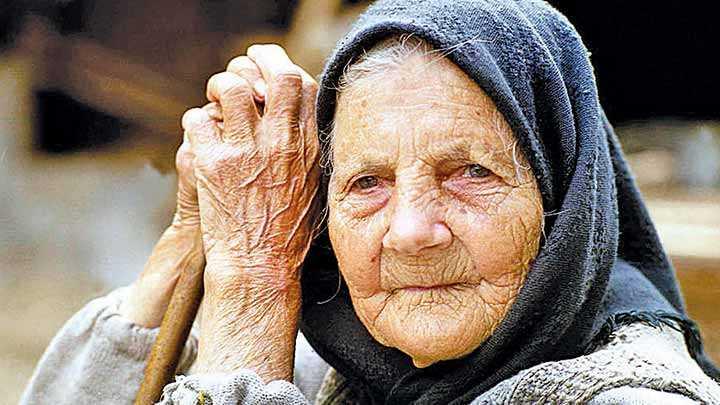 yasli - Yaşlı
