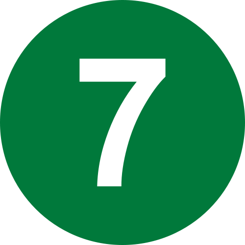 7 - 7 Sayısı