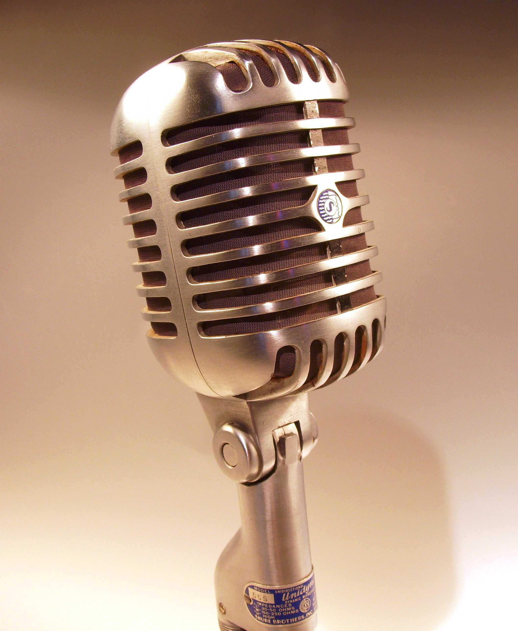 Shure mikrofon 55S - Mikrofon