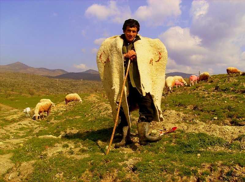 1643896 kepenekli coban usak asagikaracahisar koyu - Çoban