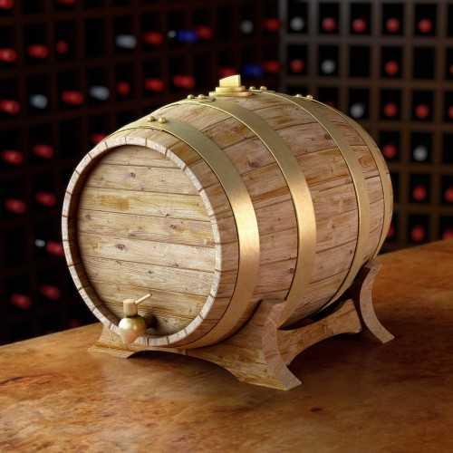 636235 500x500 - Şarap Fıçısı