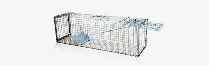 CY 103 buyuk kedi yakalama kafesi - Tuzak