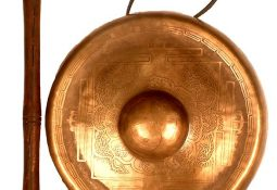 gong with dragon and eight auspicious symbols ec04 255x175 - Gonk