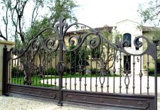 otomatik bahce kapisi 3 225x155 - Bahçe Kapısı