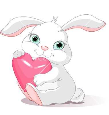 tavşan ve kalp - Tavşan Ve Kalp