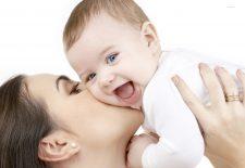 kahve falinda anne kucaginda bebek gormek 225x155 - Anne Kucağında Bebek