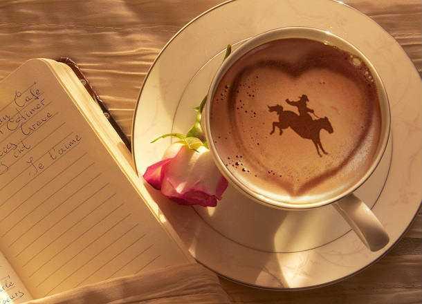 kahve falinda atli suvari gormek - Atlı Süvari