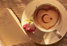 kahve falinda ay yildiz gormek 225x155 - Ay Yıldız