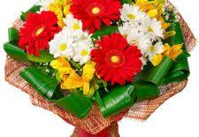 kahve falinda cicek buketi gormek 225x155 - Çiçek Buketi
