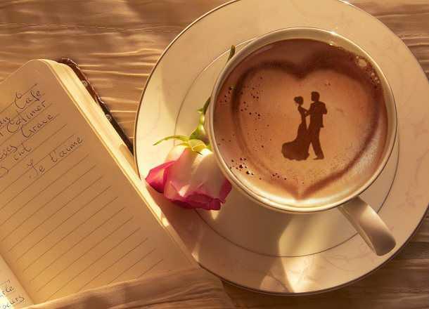 kahve falinda dans eden cift gormek - Dans Eden Çift