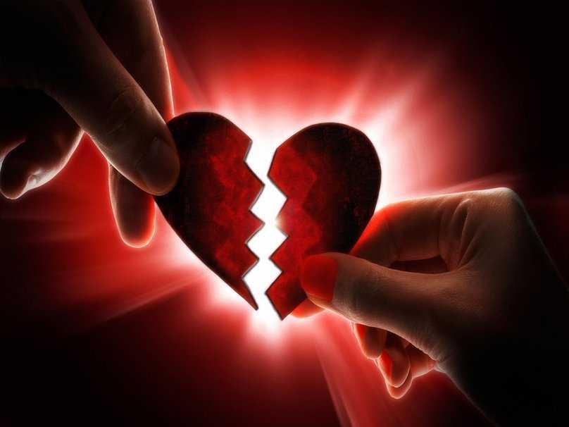 kahve falinda kalbin ikiye ayrilmasini gormek - Kalbin İkiye Ayrılması