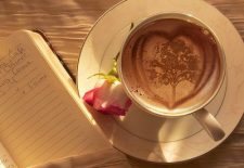 kahve falinda kalp ve agac gormek 225x155 - Kalp ve Ağaç