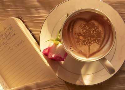 kahve falinda kalp ve agac gormek - Kalp ve Ağaç