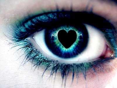 kahve falinda kalp ve goz gormek - Kalp ve Göz