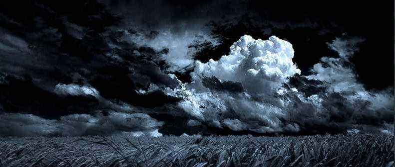 kahve falinda kara bulut gormek - Kara Bulut