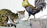 kahve falinda kedi ve horoz gormek 160x95 - Kedi ve Horoz