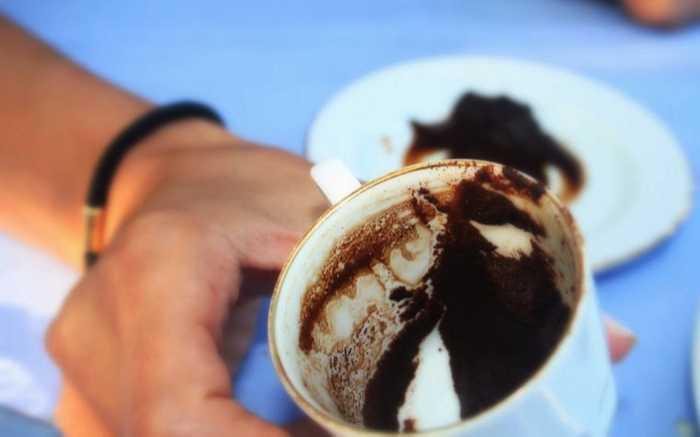 kahve falinda kulot gormek - Külot