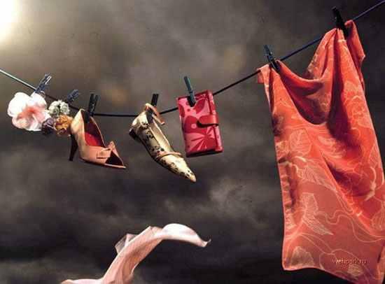 ruyada camasir asmak - Rüyada çamaşır görmek