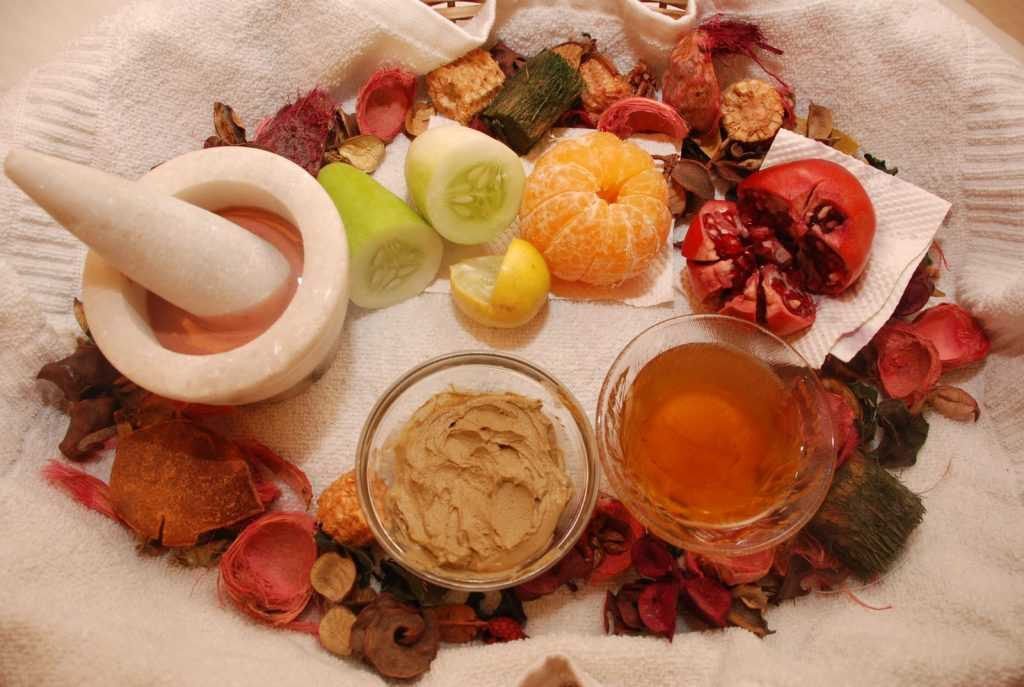 Meyveler İle Doğal Cilt Bakımı Maskesi Nasıl Yapılır ?